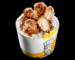 Rice Pack Orange Chicken image