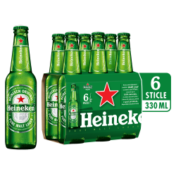 Bere 6x0.33L Heineken image