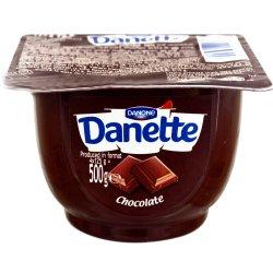 Desert budinca cu ciocolata 125g Danette image