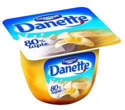 Desert budinca cu gust de vanilie 125g Danette image