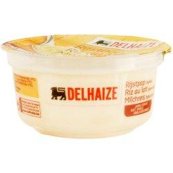 Desert orez cu lapte 180g Delhaize image