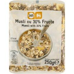 Musli cu 30% fructe 250g 365 image