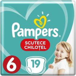 Scutece-chilotel bebelusi Marimea 6, 15+ kg, 19 buc Pants Pampers image