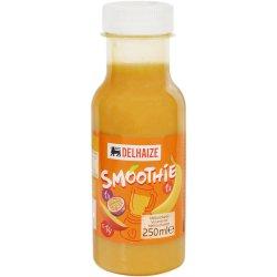 Smoothie de banane, mango si fructul pasiunii 250ml Delhaize image