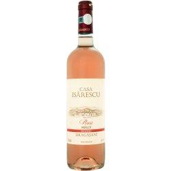 Vin rose 0.750l Casa Isarescu image