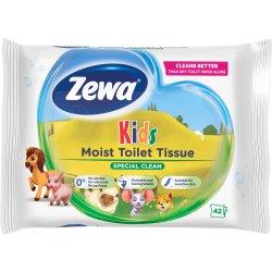 Hartie igienica umeda pentru copii, 42 bucati Zewa image