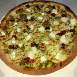 Pizza mediteraneana image
