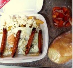 Mic dejun cu oua ochiuri image