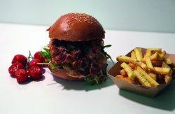 BBQ Burger Bacon Pandoras image