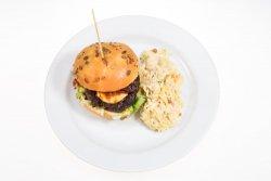 H Burger image
