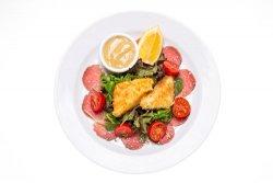 Salată cu Carpaccio de Vită image