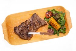 The H Beef Steak image