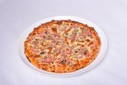 Pizza Prosciutto Funghi image