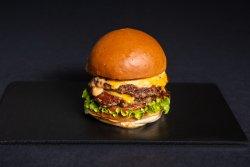 Double Trouble Burger image