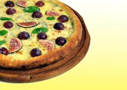 Pizza Gorgonzola și struguri image