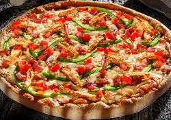 Chicken bacon Blat italian mare (38 cm) image