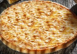 Quatro formaggi Blat pufos mica (25 cm) image