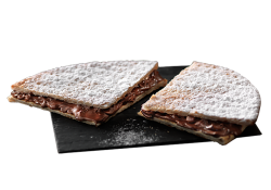 Choco pie nutella image