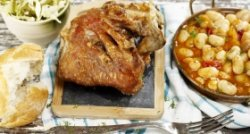 Meniu ciolan porc  image