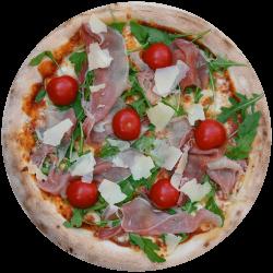 Pizza Crudo image