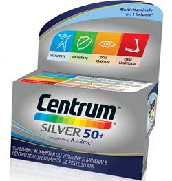 CENTRUM SILVER 50+ 60PR image