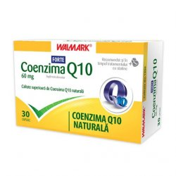 WALMARK COENZIMA Q10 FORTE 60MG X 30CPS image