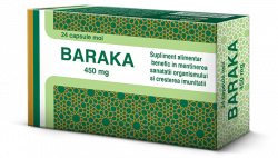 BARAKA 450MG X 24CPS image