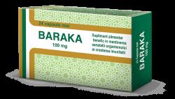 BARAKA 100MG X 24CPS image