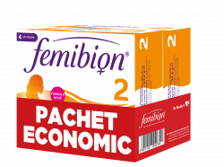 FEMIBION 2 SARCINA SANATOASA 30CPR FILMATE + 30CPS PACK X 2BUC image