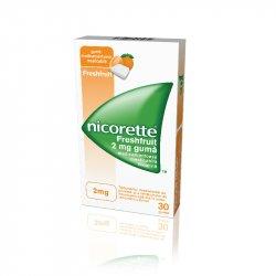 NICORETTE FRESHFRUIT 2MG X 30GUME image