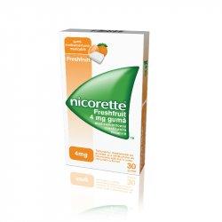 NICORETTE FRESHFRUIT 4MG X 30GUME image