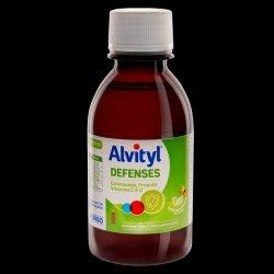 ALVITYL DEFENSES + VITAMINA D SIROP 240ML image
