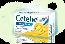 CETEBE IMUNO-ACTIVE 60CPS image