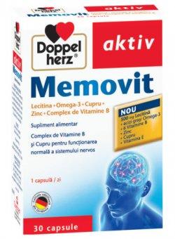 DOPPELHERZ AKTIV MEMOVIT 30CPS image