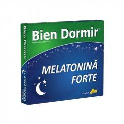 BIEN DORMIR MELATONINA FORTE 10CPS image