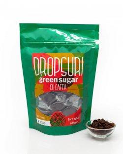 GREEN SUGAR DROPSURI CU CAFEA 150G image