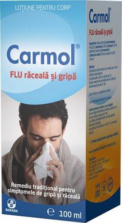 CARMOL FLU LOTIUNE 100ML image