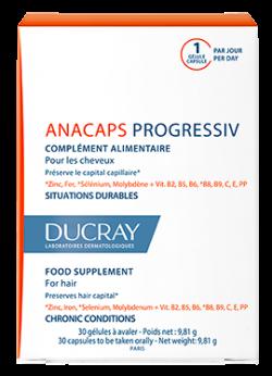 DUCRAY ANACAPS PROGRESSIV 30CPS image