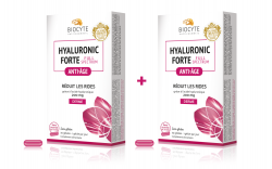 BIOCYTE 910 HYALURONIC FORTE FULL SPECTRUM 30CPS 1+1 CADOU image