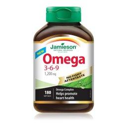JAMIESON 7921 OMEGA 3-6-9 180CPS MOI image