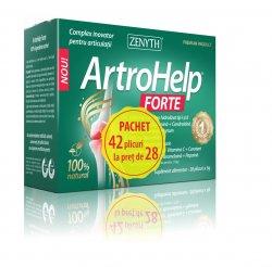 ZENYTH ARTROHELP FORTE 28PLICURI + 14PLICURI GRATIS image