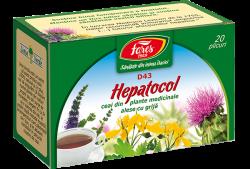 FARES CEAI HEPATOCOL 20PLICURI image