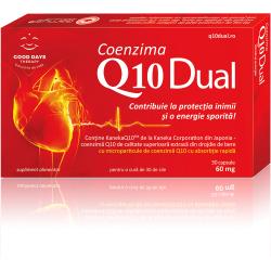 COENZIMA Q10 DUAL 60MG X 30CPS image