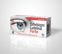 DIFEBIOM LUTEINA FORTE 30CPS image