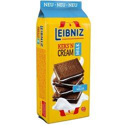Biscuiti cu crema de lapte Leibniz, 190g image
