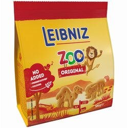 Biscuiti cu unt Leibniz zoo, 100 gr. image