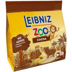 Bisicuiti cu cacao Leibniz zoo, 100g image