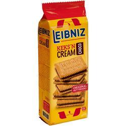 Biscuiti cu crema de cacao Leibniz, 190g image