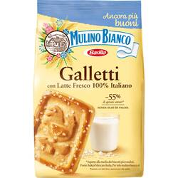 Biscuiti galletti Mulino Bianco, 350g image