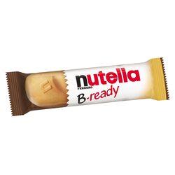 Batoane cu crema de ciocolata si alune Nutella B-Ready, 6 bucati, 44g image